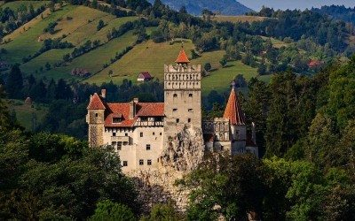 Dracula's Real Castle